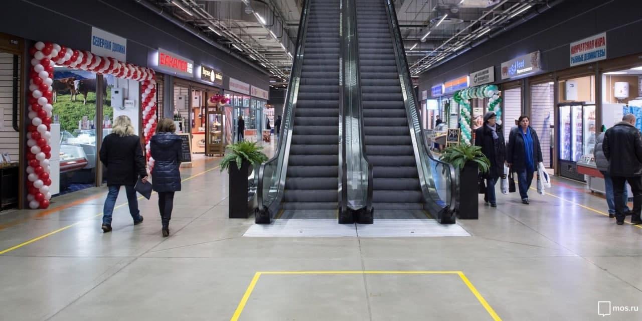 ТК «Галерея Аэропорт» стал лучшим по доступности для маломобильных граждан